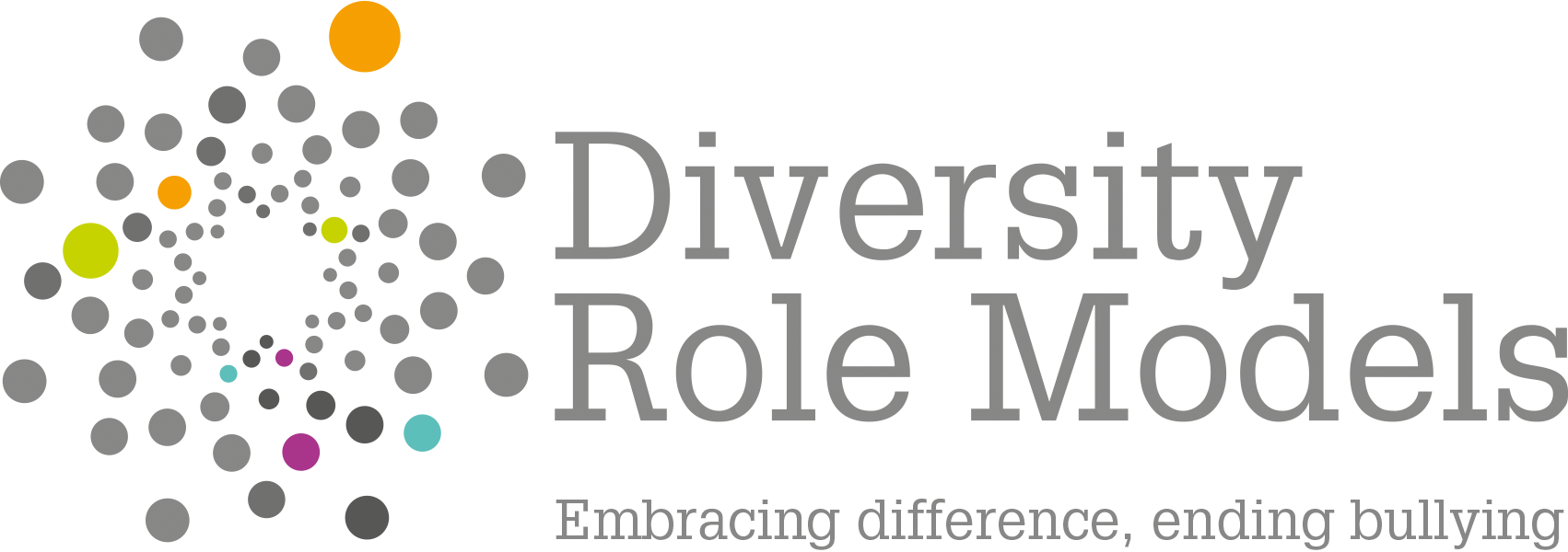 charity Diversirty role model logo