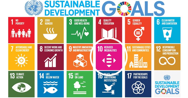 global goals logo