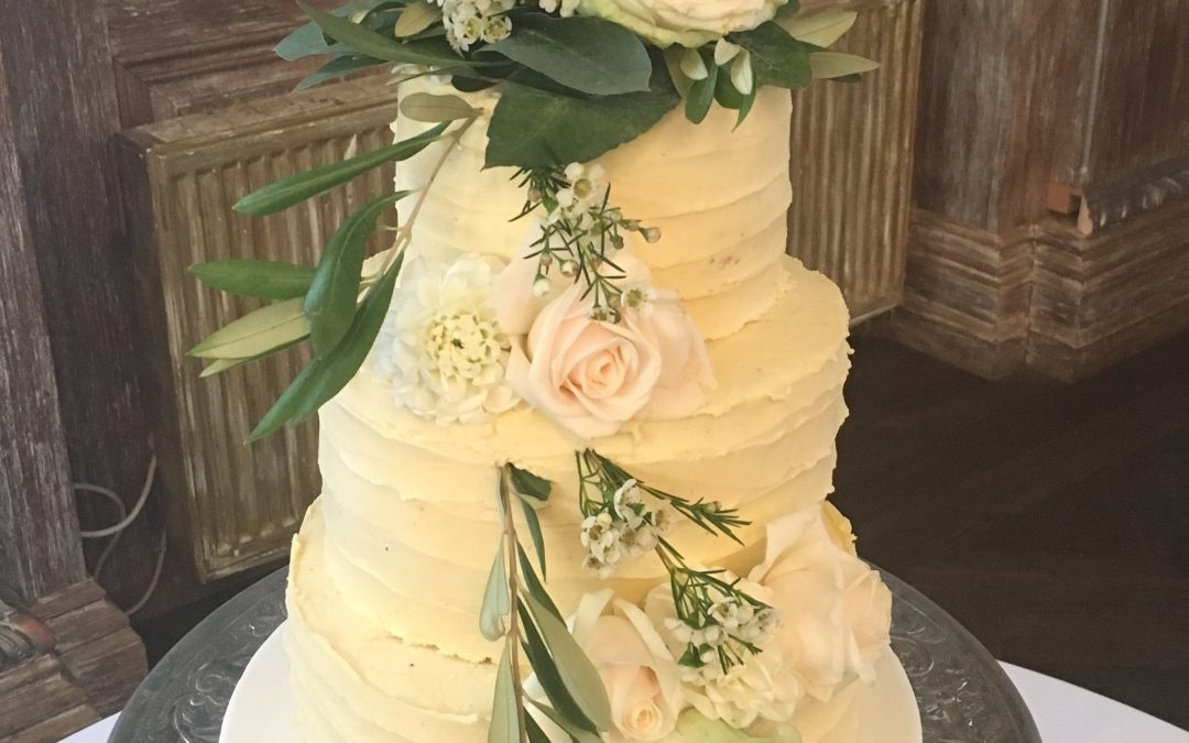 How to sort your Wedding cake in 3 steps
