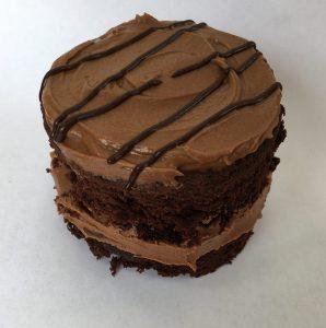 chocolate cake myohmy weddings