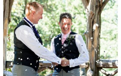 Don't Stress when thinking about what to wear for your LGBT+ Wedding?